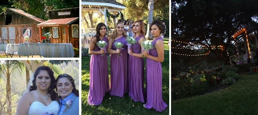 San Diego Ranch Wedding Venues - Hazy Meadow Ranch