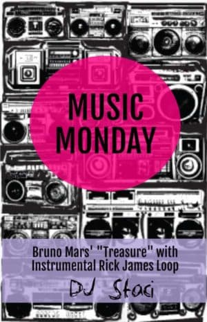 Music Monday – Bruno Mars