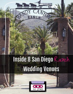 Inside 8 San Diego Ranch Wedding Venues