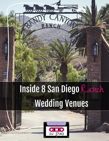 8 San Diego Ranch Wedding Venues