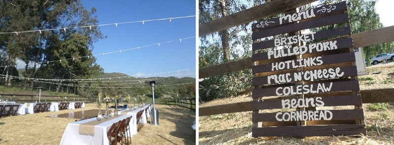 Wedding at Bradford Ranch DJ Jamul 3