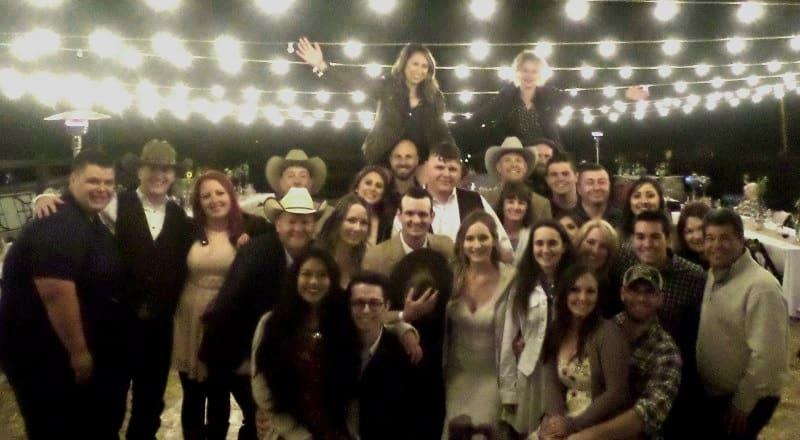 Wedding at Bradford Ranch DJ Jamul 4