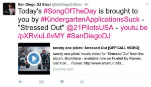 """On Twitter – This Week's """"Songs of the Day"""""""
