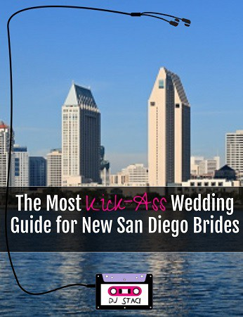 The Most Kick-Ass Wedding Guide for New San Diego Brides
