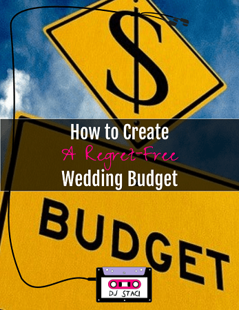 How to Create a Regret-Free Wedding Budget