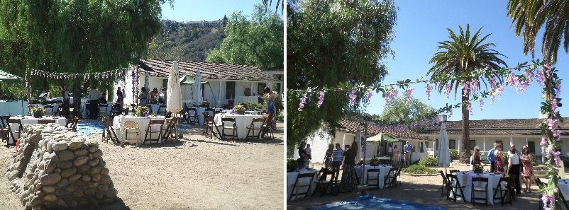San Diego Ranch Wedding Venues - Los Pensaquitos Ranch House