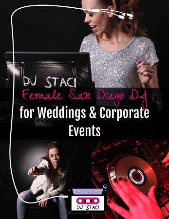 San Diego Female DJ 1