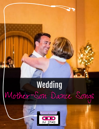 Wedding Mother Son Dance Songs