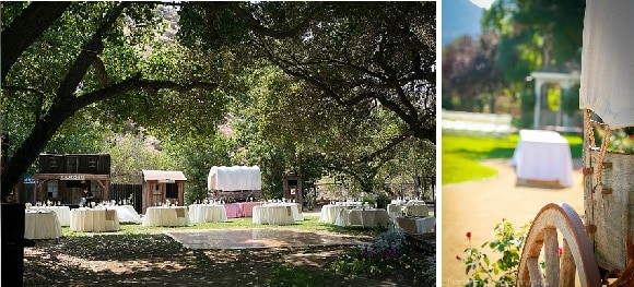 San Diego Ranch Wedding Venues - Hazy Meadow Ranch