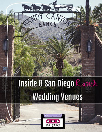 8 San Diego Ranch Wedding Venues