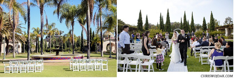 Wedding In Balboa Park 9