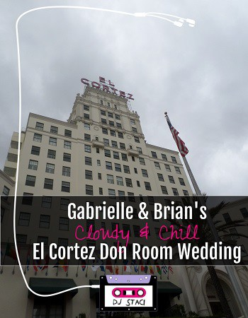 El Cortez Don Room Wedding 1