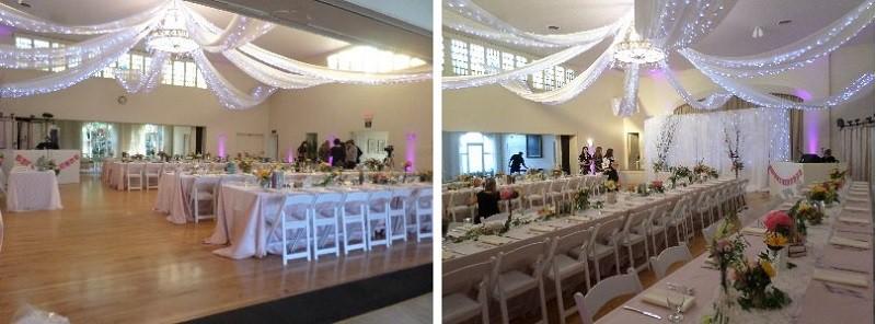Erin Petes Whimsical La Jolla Womens Club Wedding San Diego Dj