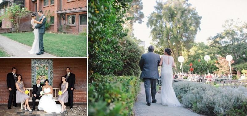 Wedding In Balboa Park 1