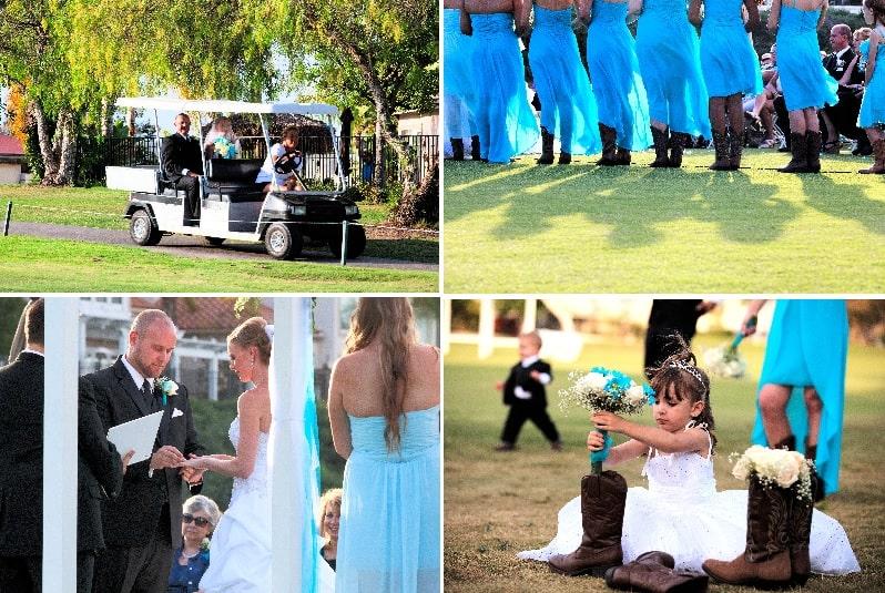 Jillian & Daniel's Rustic Red Hawk Golf Club Wedding - San Diego DJ - Staci