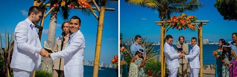 Same Sex Bali Hai Wedding 1