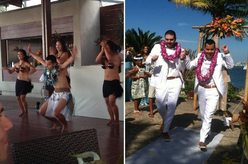 Same Sex Bali Hai Wedding 7