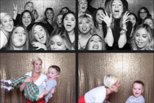 San Diego Photo Booth - Xmas Party