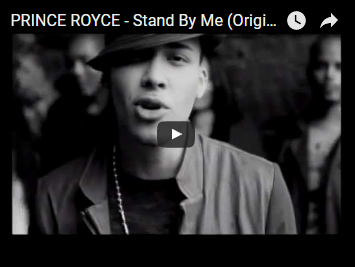 "#31 – ""Stand By Me,"" Prince Royce (modern, Spanglish/bilingual)"