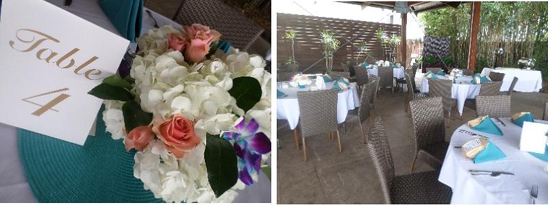 Bali Ha Restaurant Wedding