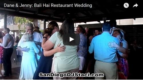 Bali Hai Restaurant Wedding 6