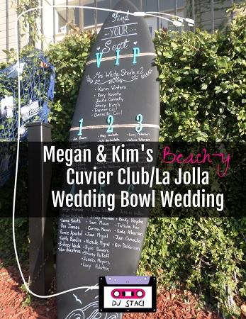 Cuvier Club La Jolla Wedding Bowl Wedding 10