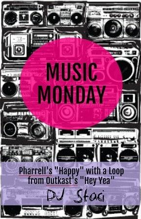Music Monday – Pharrell