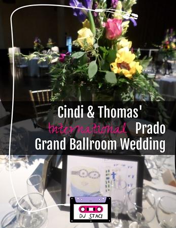 Prado Grand Ballroom Wedding 7