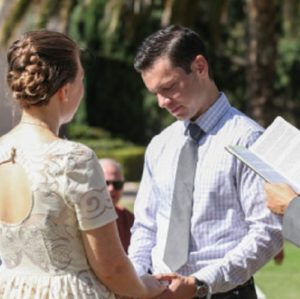 Alternative San Diego Wedding Officiant