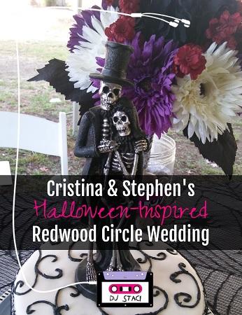 Balboa Park Redwood Circle Wedding 7
