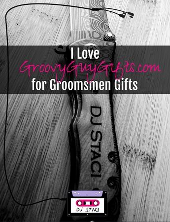 GroovyGuyGifts Groomsmen Gifts