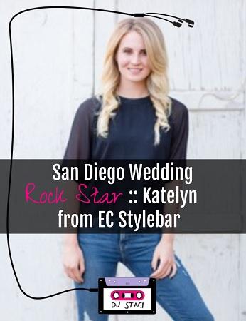 San Diego Wedding Rock Star - EC Stylebar 8