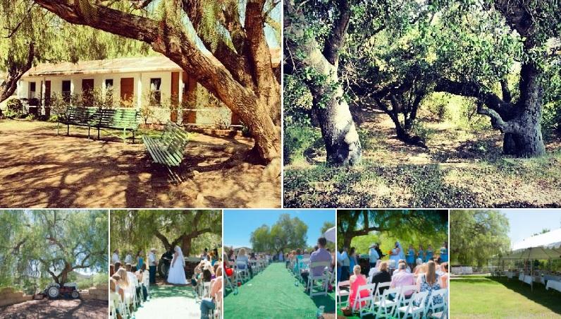 Backyard Wedding Locations 34 affordable san diego wedding venues under $1,500 - san diego djs