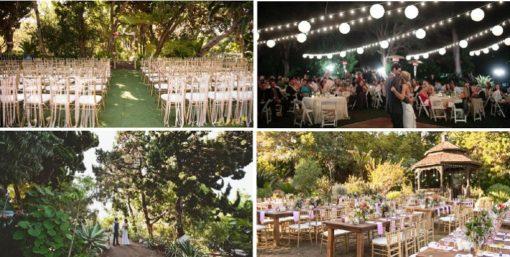 San Diego Botanic Garden Wedding | Affordable San Diego Wedding Venue San Diego Botanic Garden San