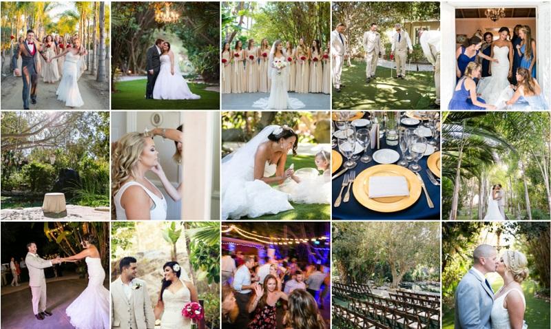 Budget Friendly San Go Wedding Venue Paradise Falls