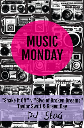 Music Monday - San Diego DJ Staci - Shake It Off Blvd Broken Dreams