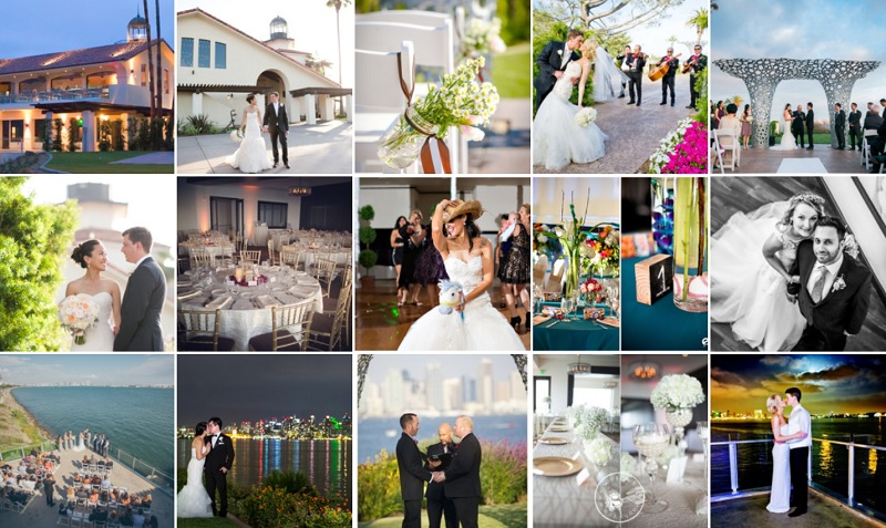 c0704833f2da18 San Diego s 17 Best Restaurant Wedding Venues - San Diego DJ Staci