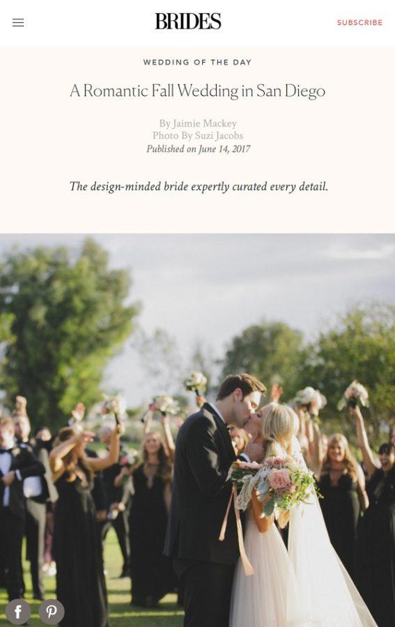 San Diego Wedding Round Up